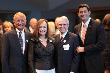 Honorees w Paul Ryan